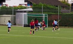 The Grove U9 Hockey vs Swanbourne House