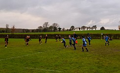 Beachborough School U9 Rugby Triangular