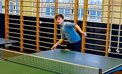 ISA U11 Table Tennis Tournament