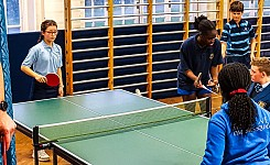 ISA U12/13 Table Tennis Tournament