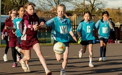 The Grove U9 Netball vs Ashfold School