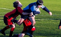 The Grove U9 Rugby vs Quinton House School