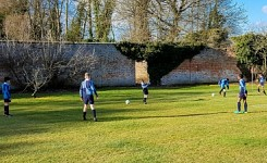 The Grove U9 & U8 Football vs Ashfold School