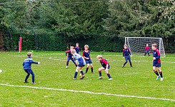 U9 Football vs Swanbourne House