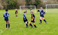The Grove U8 & U9 Football vs Beachborough School