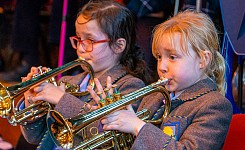 Yew & Aspen Attend Orchestral Day at Uppingham School