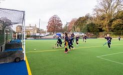 U8 Hockey vs Beachborough School