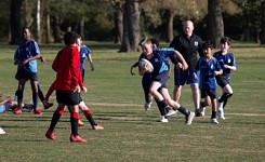 U10/11 Boys Rugby vs Broughton Manor