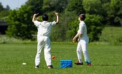 The Grove Colts 'A & B' Cricket vs Bedford Modern School