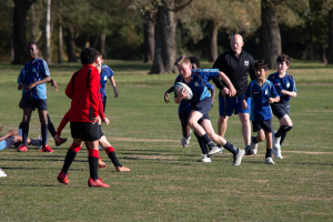 U10/11 Boys Rugby vs Broughton Manor