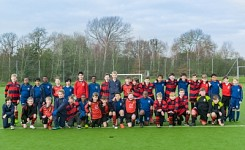 The Grove Colts Football vs Birkenhead School