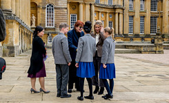 English Scholars Public Speaking Competition, Blenheim Palace