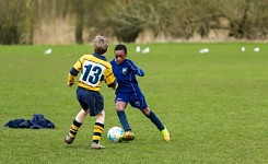 The Grove Colts Football vs Maidwell Hall