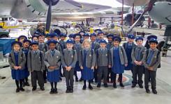 Cedar & Birch Trip to Duxford Imperial War Museum