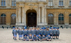 Walnut & Maple Trip to Waddesdon Manor
