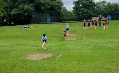 The Grove U9 Rounders vs Thornton College