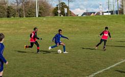 The Grove Colts Boys Football vs Broughton Manor