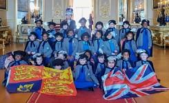 Cedar & Birch Trip to Windsor Castle