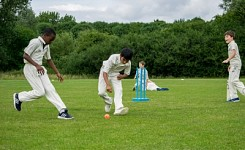 The Grove U9 Cricket vs Quinton House School